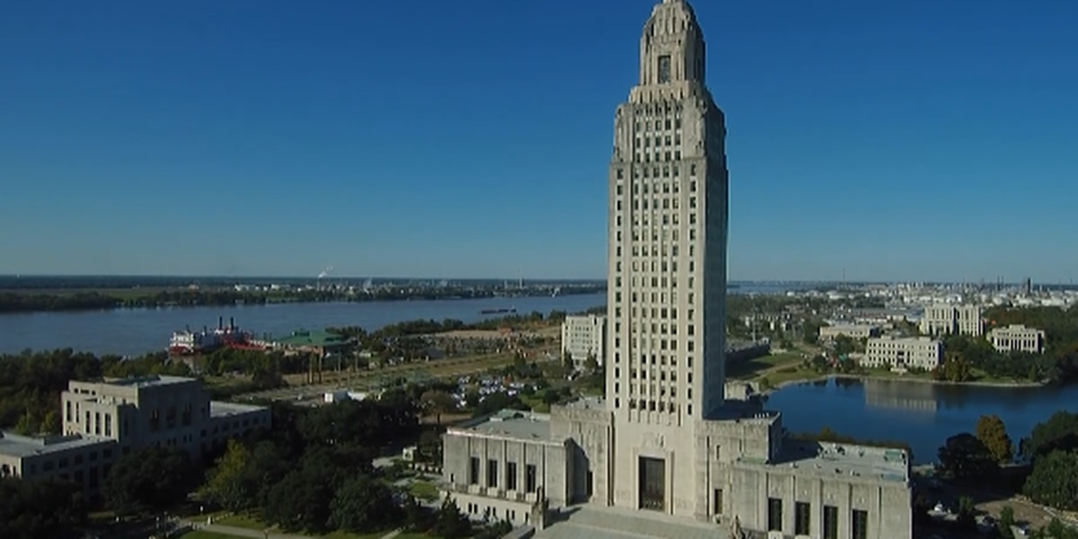 Louisiana lawmakers end special session