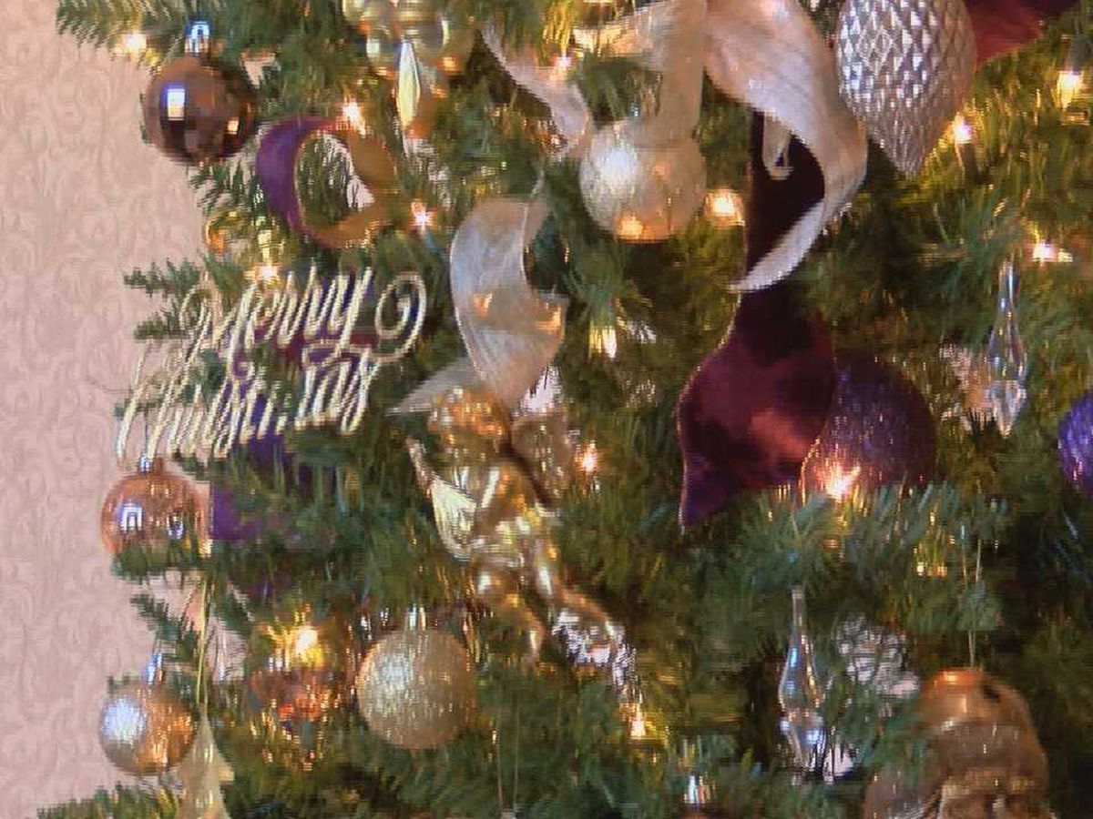 SWLA woman 1 of 100 chosen to help decorate the White House this Christmas