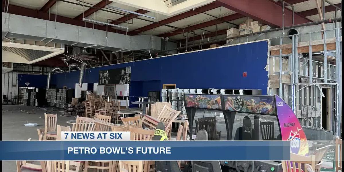 Petro Bowl upgrading amenities as it aims for September reopening