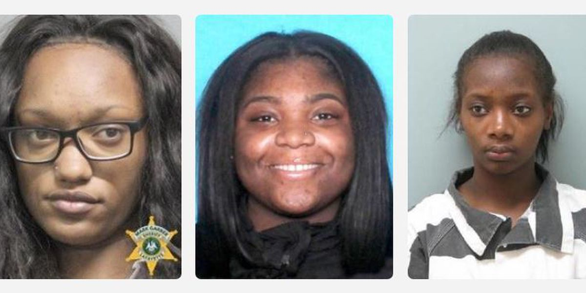 """Four arrested in Lafayette """"grab-and-dash"""" thefts from retailers"""