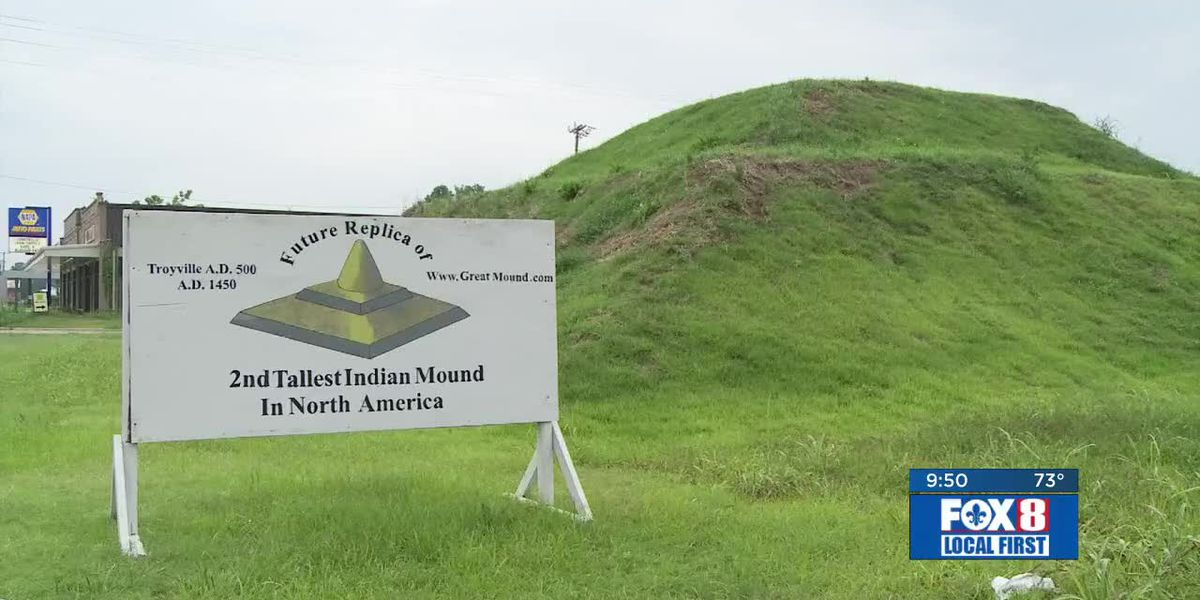 HOL: Native American mounds