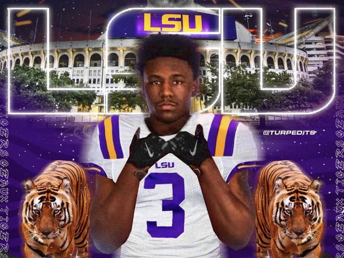 Maryland linebacker Greg Penn III commits to LSU
