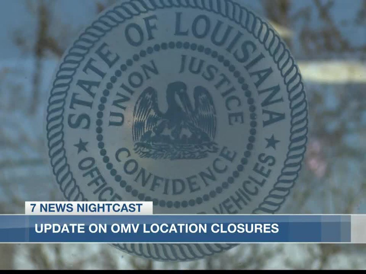 Online and phone services continue as OMV offices around the state remain closed