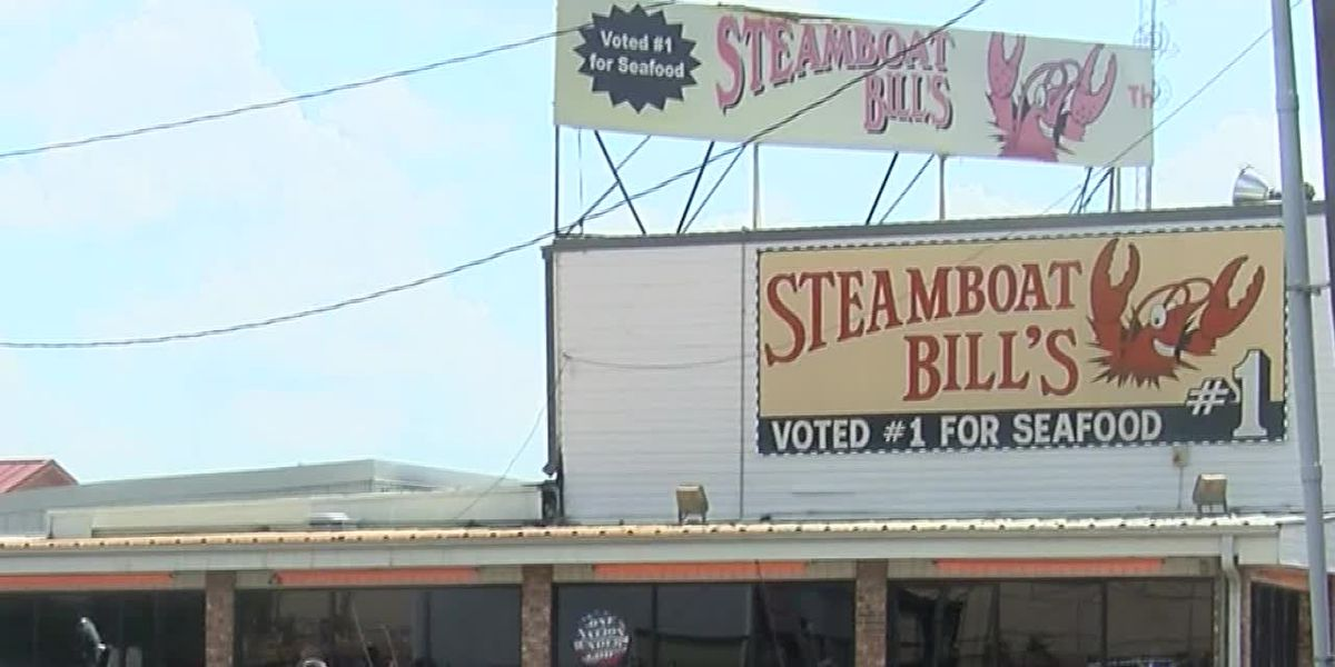 Iconic Lake Charles restaurant officially reopens