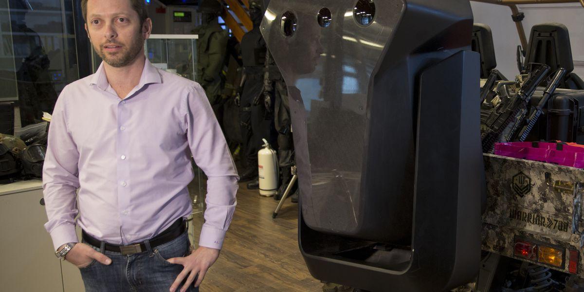 Israeli anti-drone company sees spike in interest