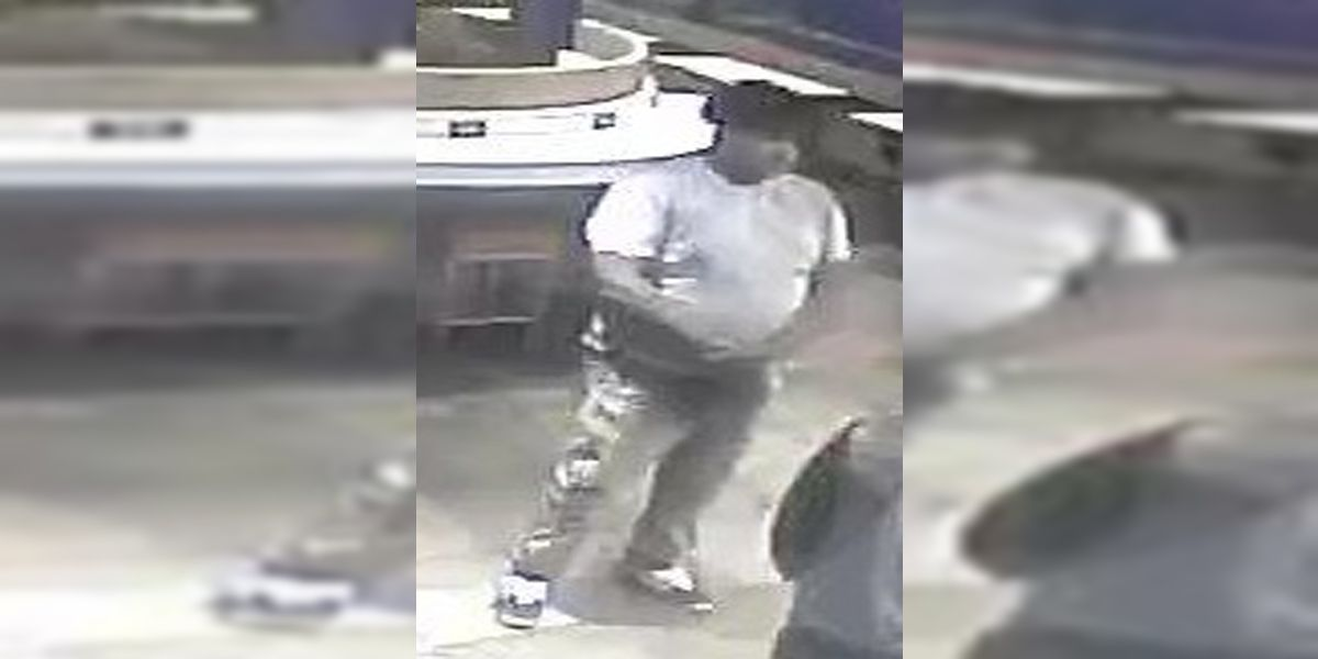 WANTED: Man accused of robbing man during violent fight, shootout at Taco Bell