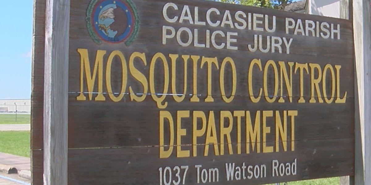 Parish offiicals: Mosquito outbreak in Calcasieu worst in three years