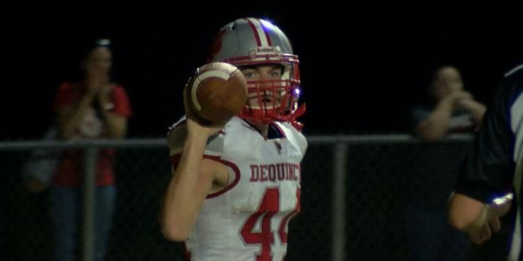DeQuincy confident coming off rivalry win