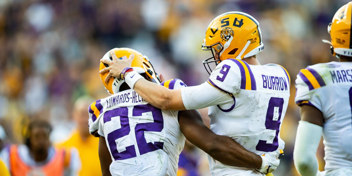 LSU remains in top spot in AP, Coaches polls