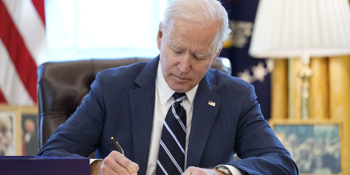 Biden plans tax increases on high-income earners to pay for infrastructure