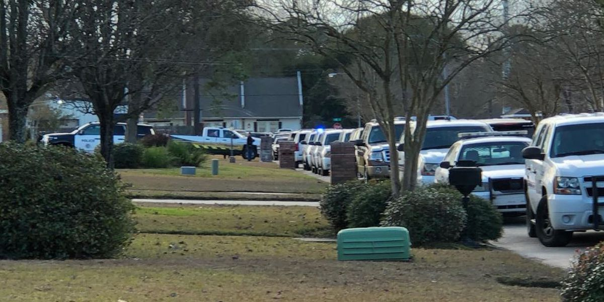 LCPD: Barricade situation on Cambridge Court and Lake Street resolves peacefully