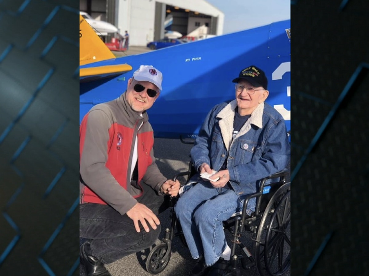 Two Louisiana veterans soar the SWLA sky