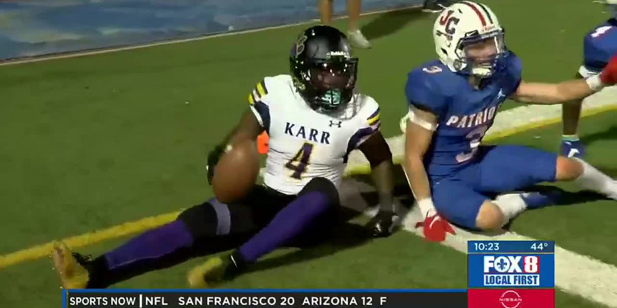 Karr WR Aaron Anderson commits to LSU, his 'dream school'