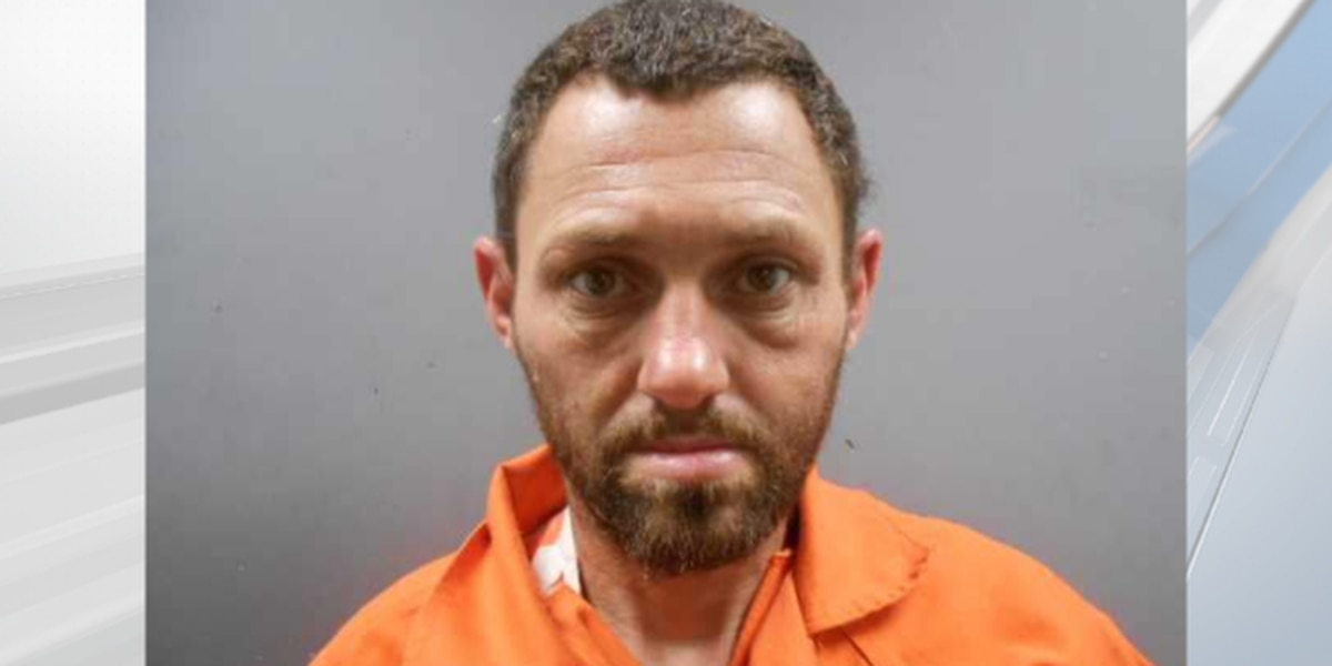 DeRidder man accused of burglarizing home