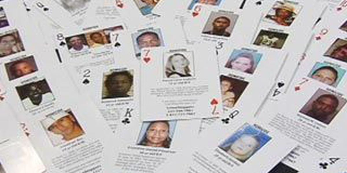 La. cold case card deck could make comeback if new sponsor found