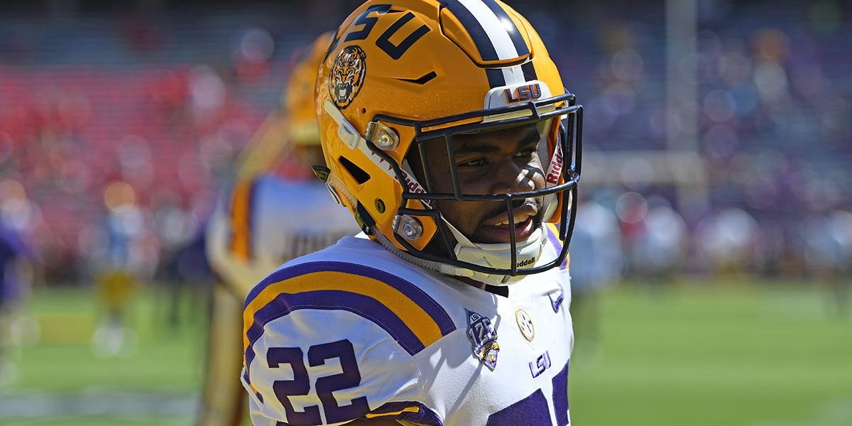 LSU's Edwards-Helaire named to Hornung Award watch list