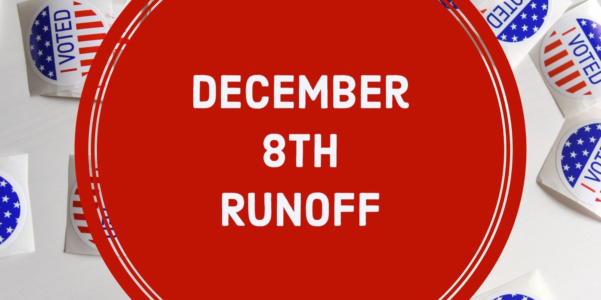 One statewide race, nine local races in runoffs in Dec. 8 election