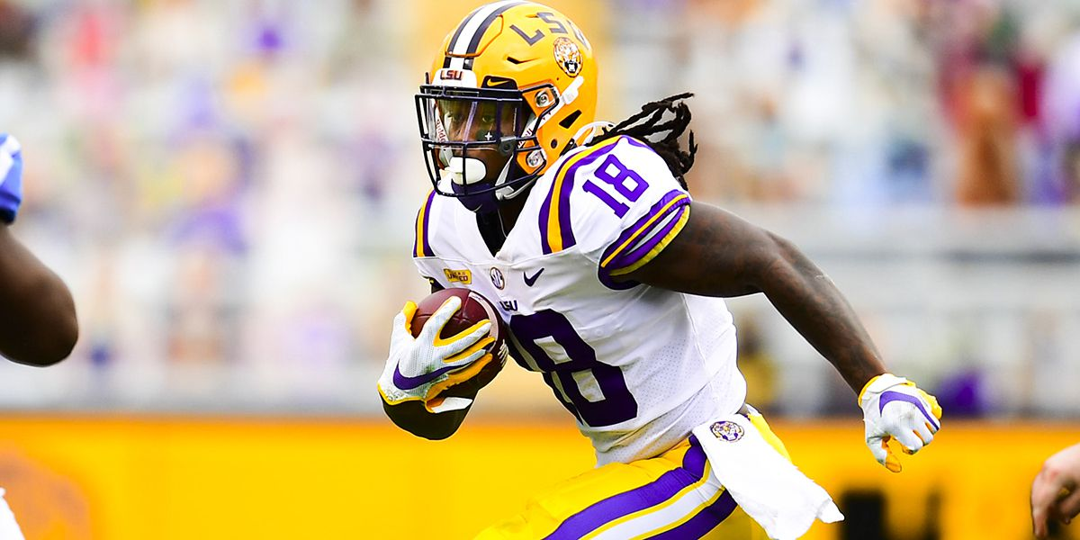 Former LSU RB Chris Curry commits to Utah