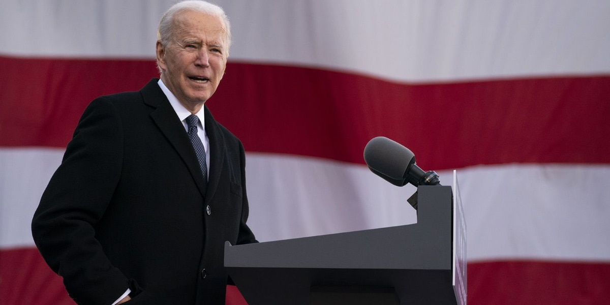 LOCAL NEWS LIVE: The Biden inauguration