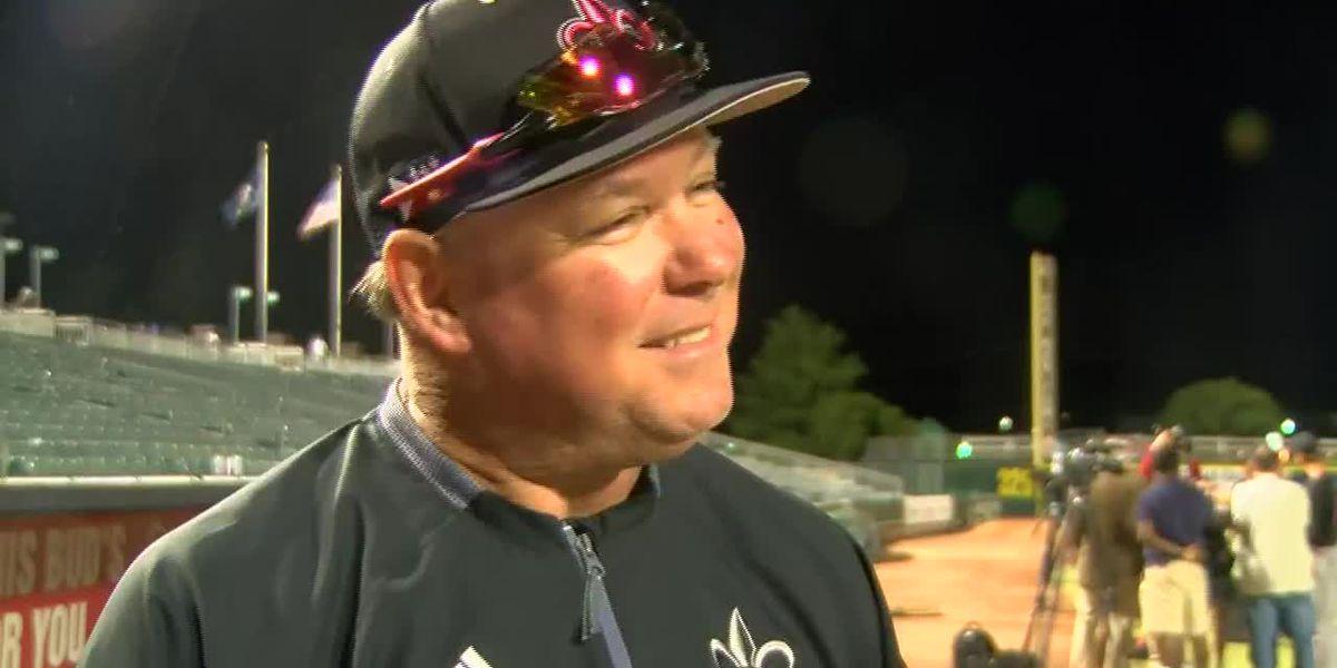 UL Ragin' Cajuns baseball head coach Tony Robichaux dies at 57; arrangements announced