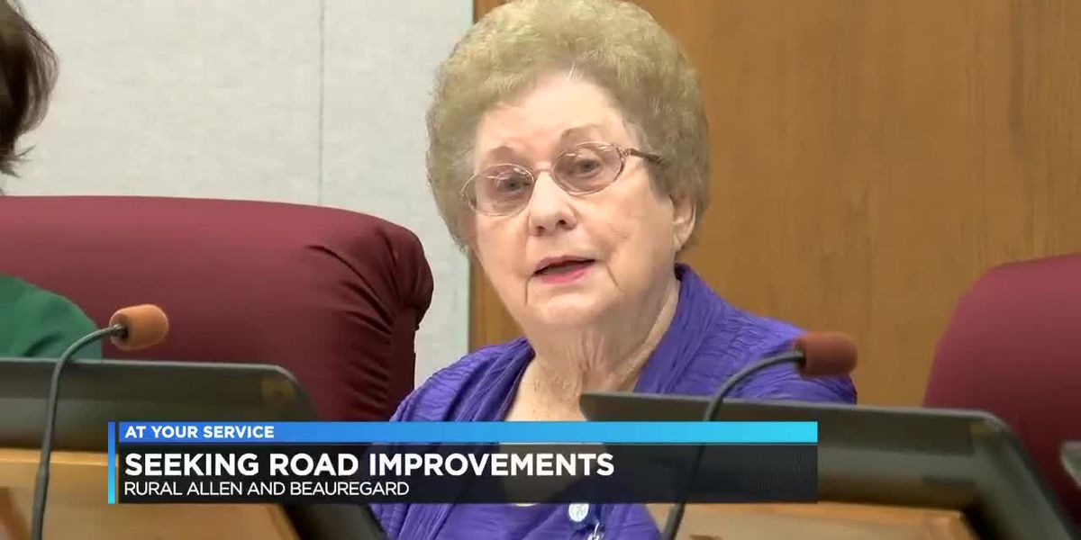 Legislator pleads with committee for rural road improvements