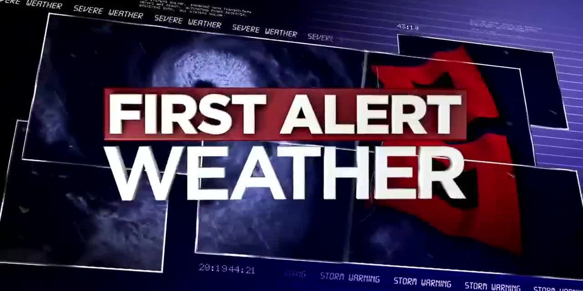 KPLC First Alert Forecast Nightcast: Wade has the latest on Barry as it begins to weaken