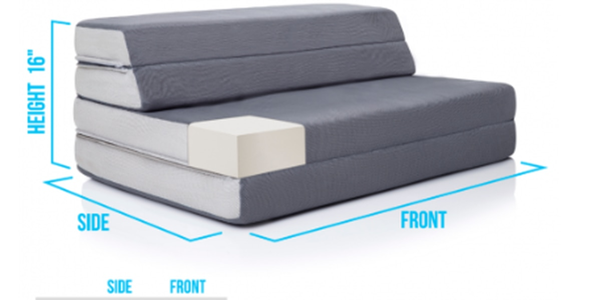 86,000 mattress-sofas recalled due to possible fire hazard