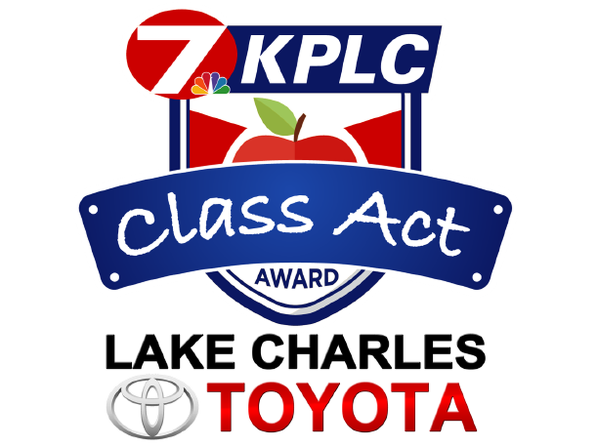 Lake Charles Toyota Class Act Award