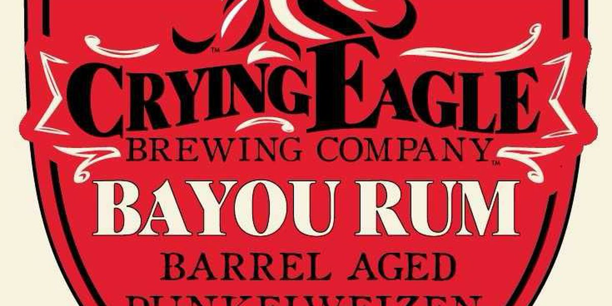 Crying Eagle Brewing Company teams up with Bayou Rum