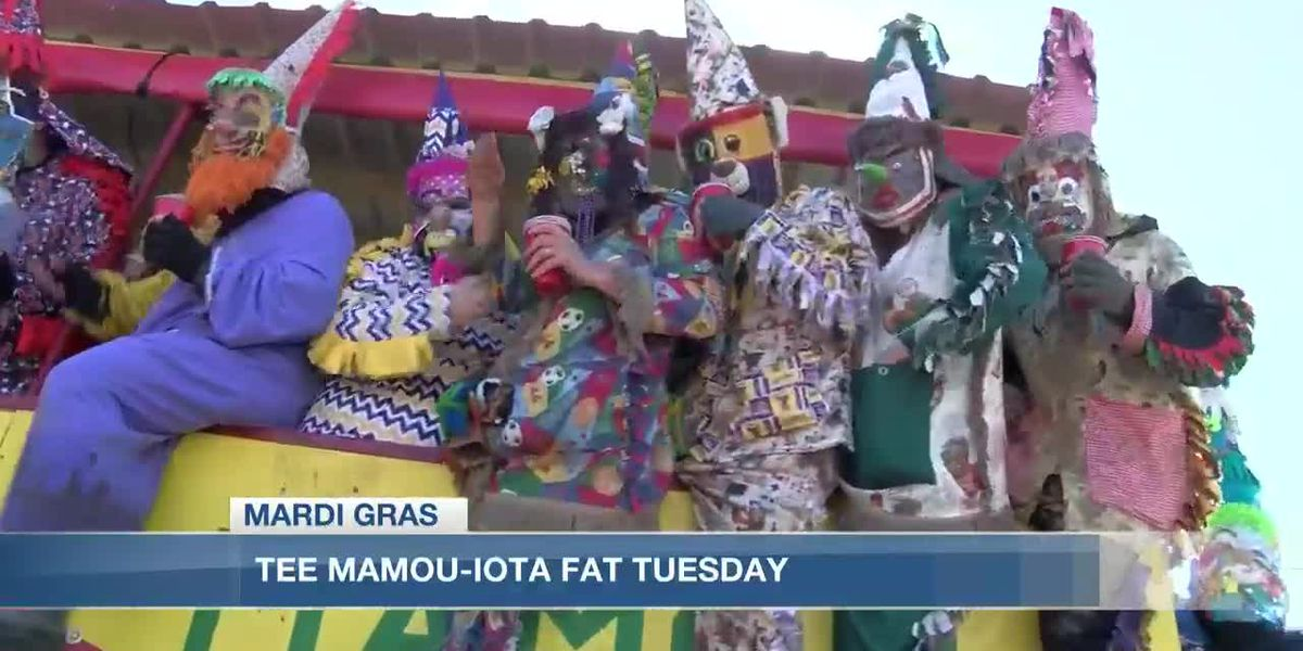 Tee Mamou-Iota Folklife Festival delights crowds for 33rd year