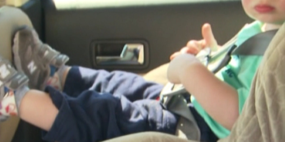 New law protects those who rescue children left in a hot car