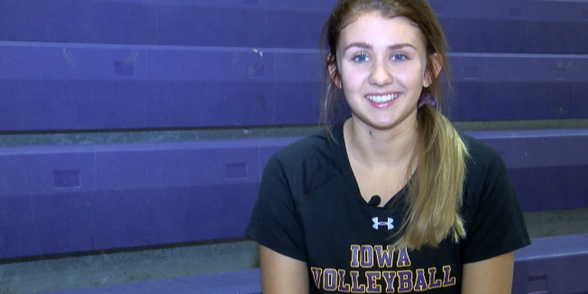 Sports Person of the Week - Grace O'Neal