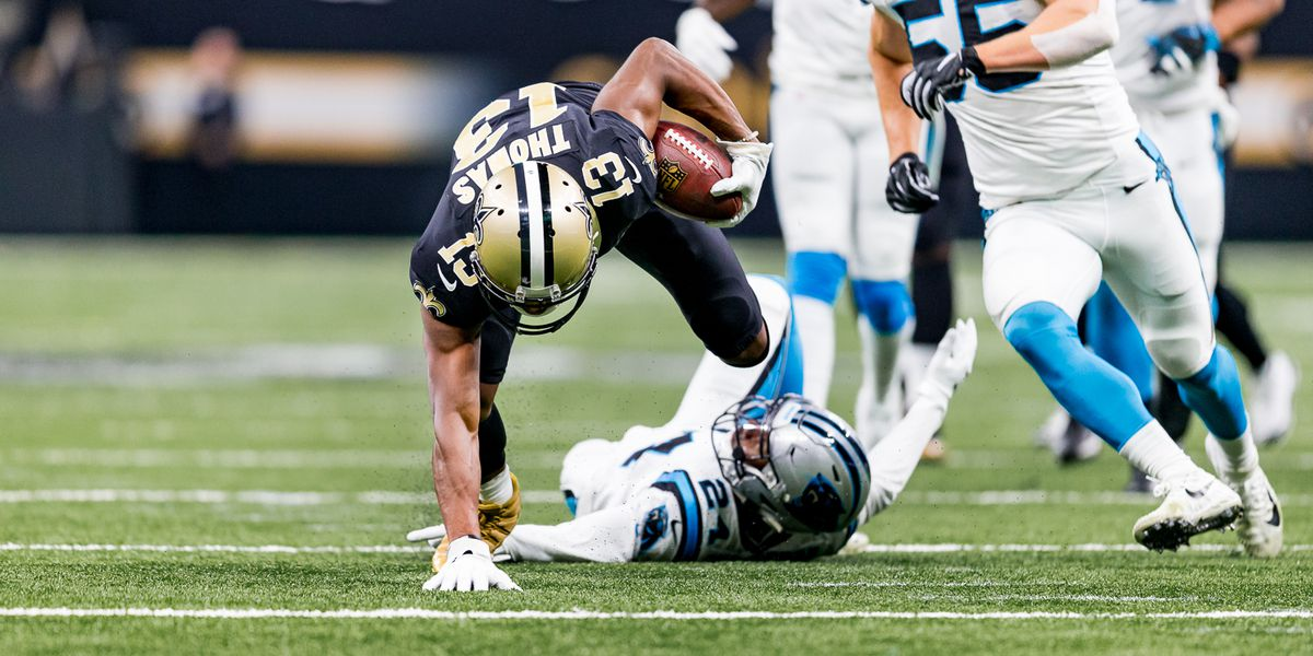 Saints remain healthy with divisional playoff game on the horizon