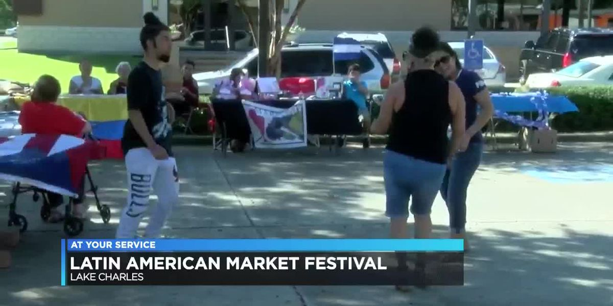 Latin American Market Festival showcases cultures around the world
