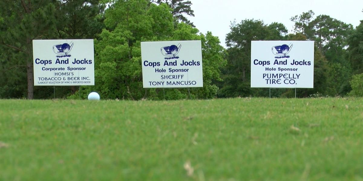 Don Dixon, Alan Heisser host 17th annual Cops & Jocks golf tournament