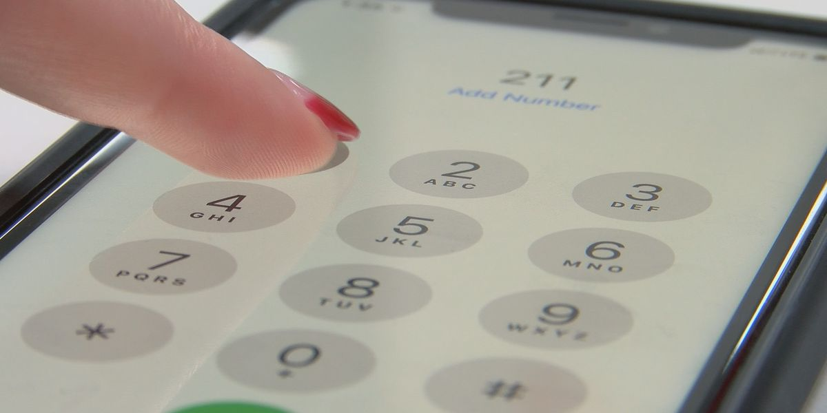United Way raises awareness about free 211 phone service