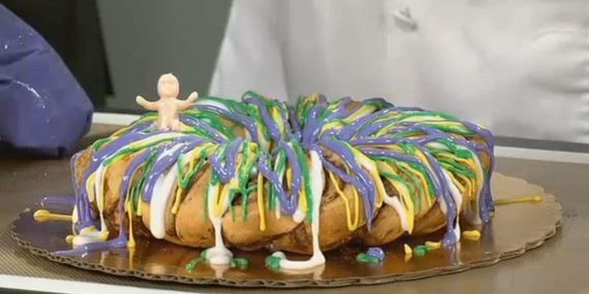 SUNRISE KITCHEN: King Cake Recipe