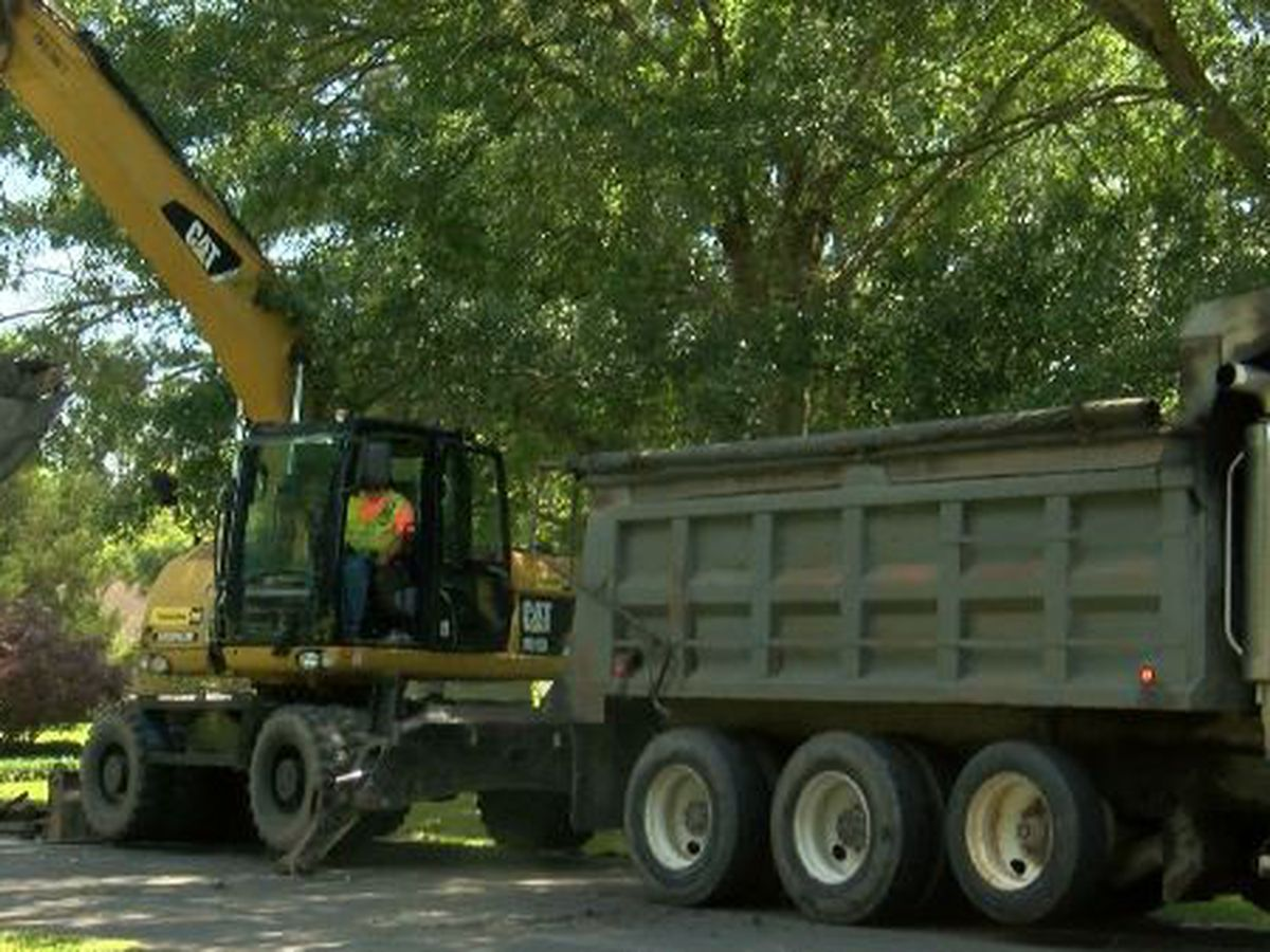 SWLA resident finds road improvements unnecessary and a 'humongous waste of money'