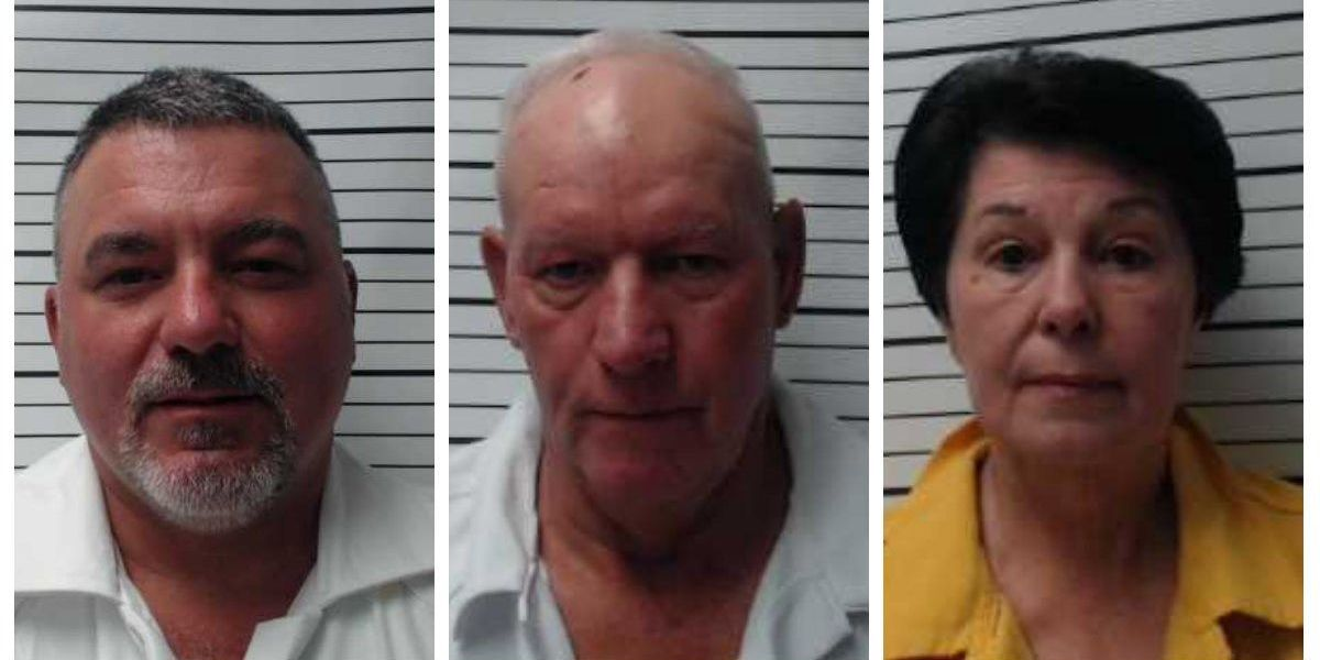 Third suspect arrested in cattle rustling case
