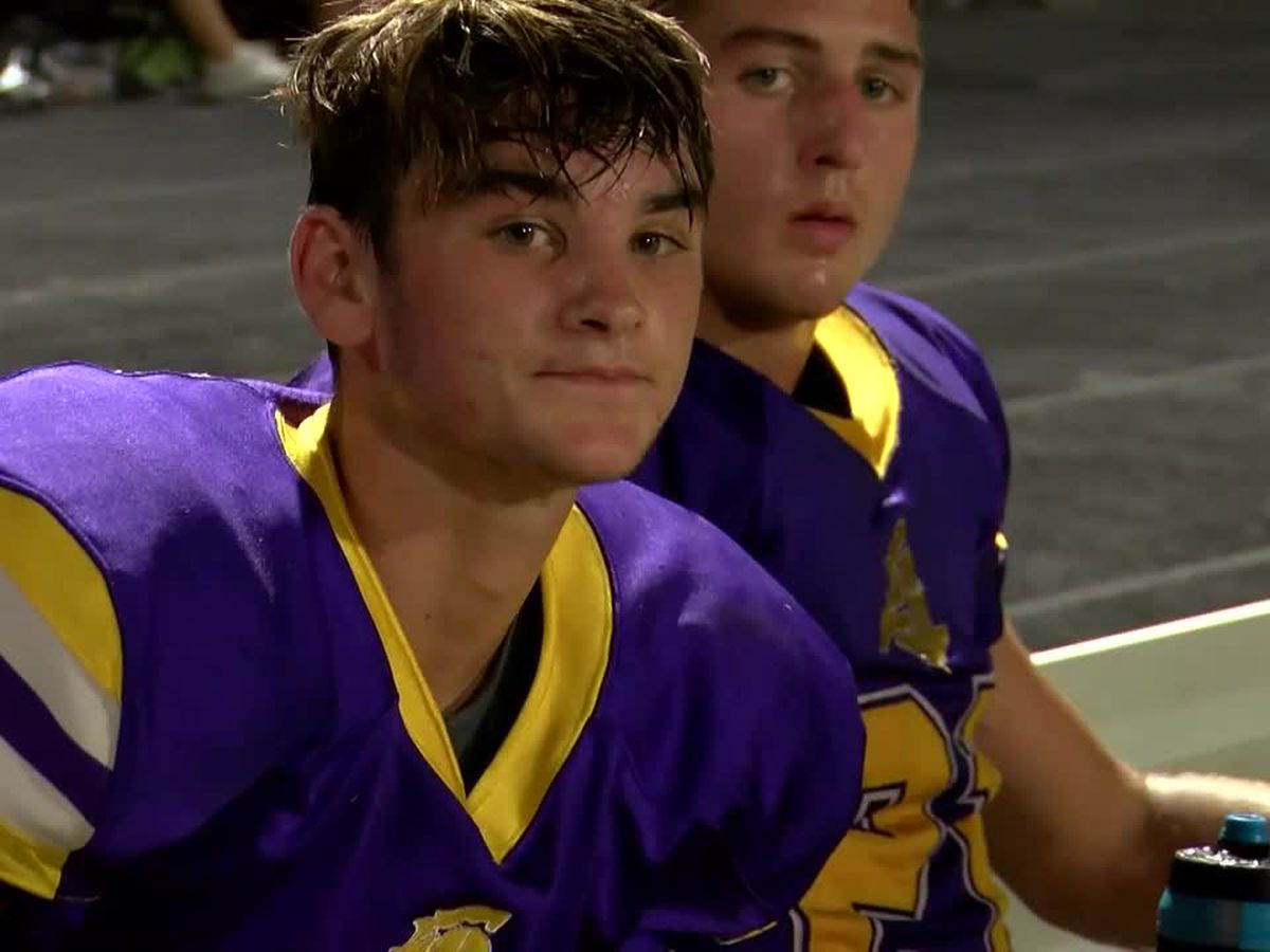 Sports Person of the Week - Kyler Kibodeaux