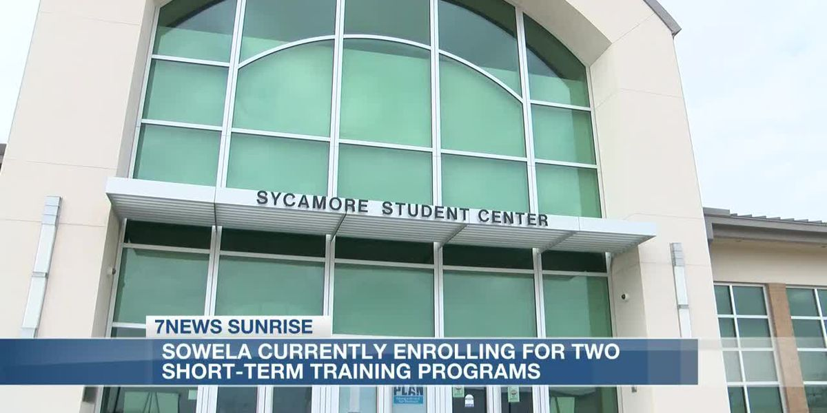 Sunrise Interviews - Sowela short term training programs - Nov. 24, 2020
