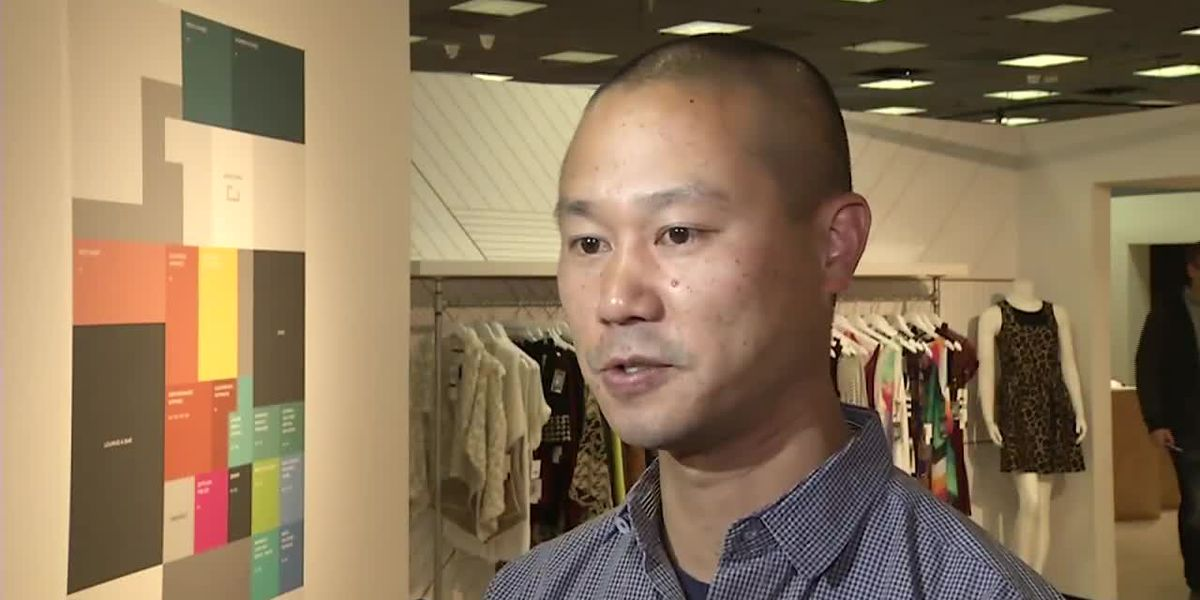 Las Vegas mourns former Zappos CEO killed in house fire