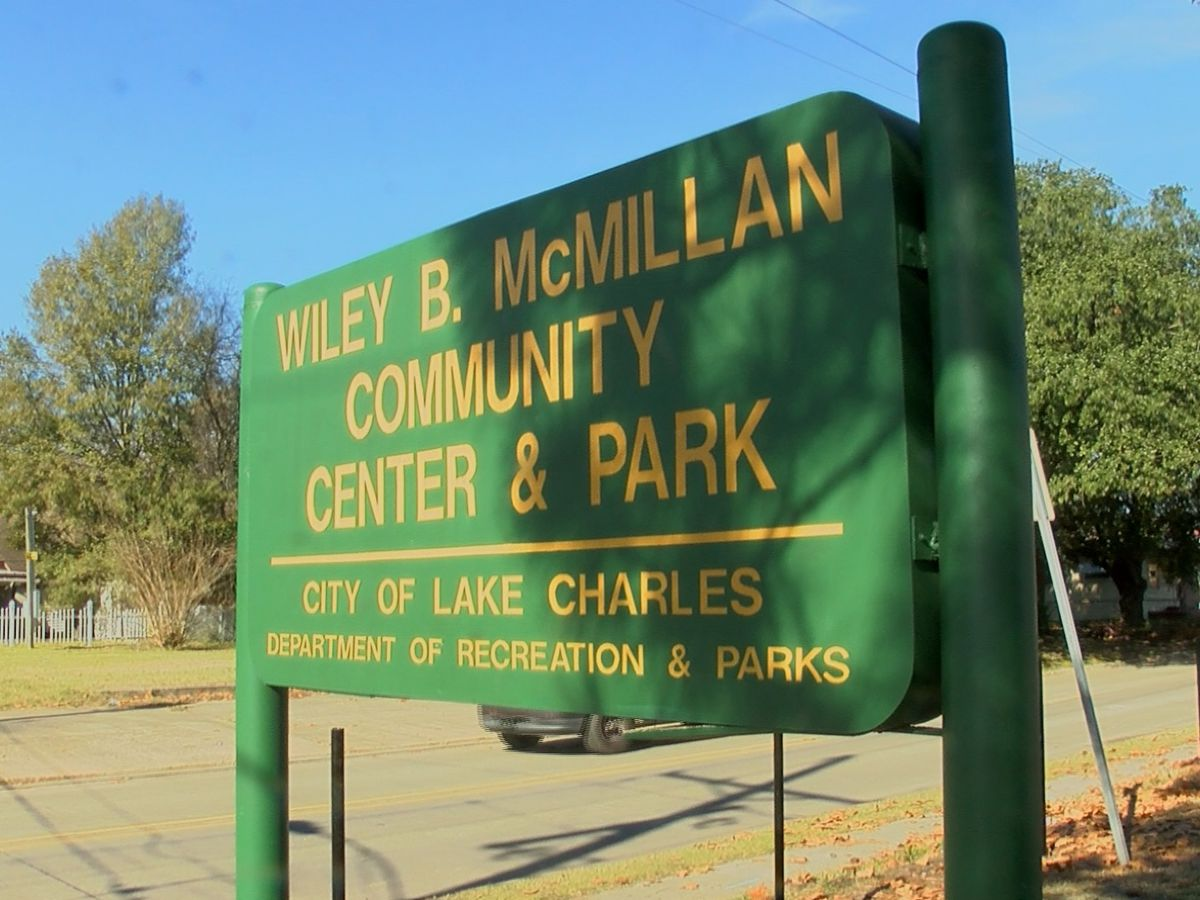 Lake Area park undergoes renovation