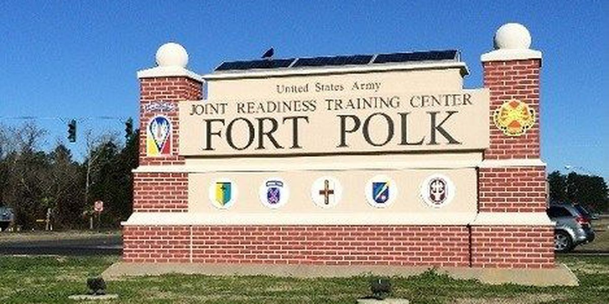 Another 'big boom' coming today at Fort Polk