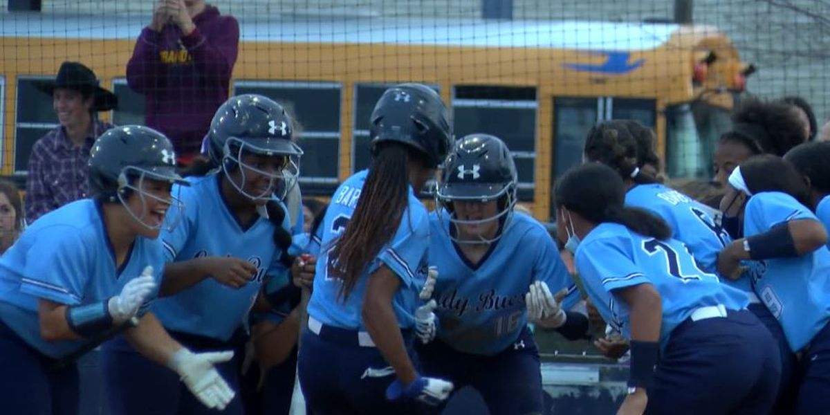 Barbe softball moves up to 16 in MaxPreps rankings
