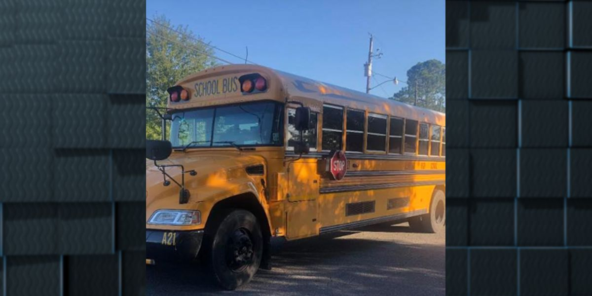 10-year-old found driving school bus across Jennings