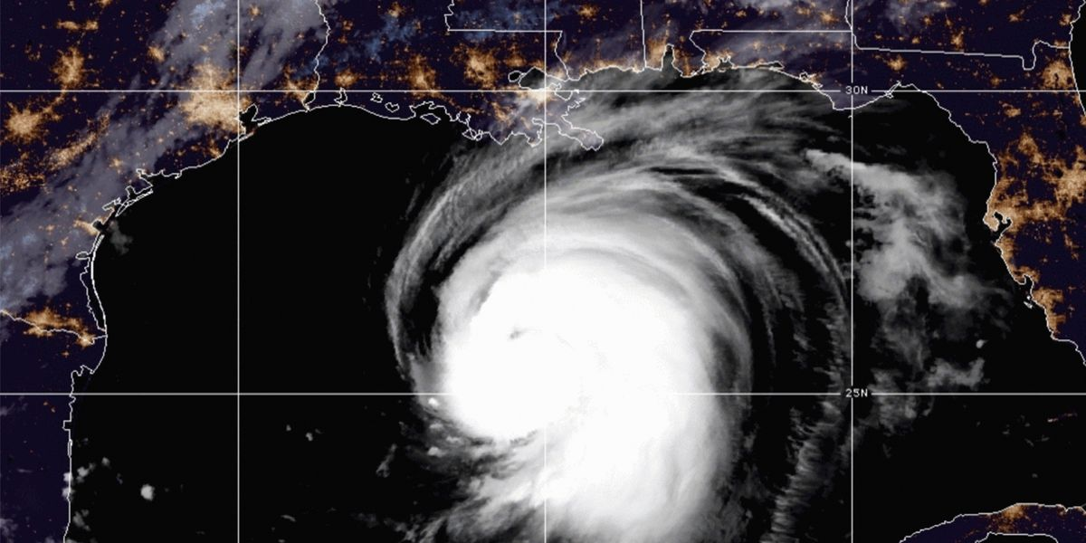 NHC warns of 'unsurvivable' storm surge as Laura approaches Gulf coast