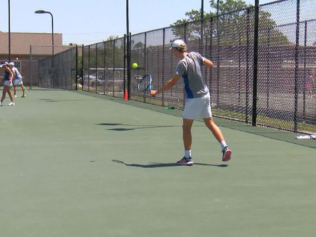 St. Louis, Jennings sends tennis players to state tournament