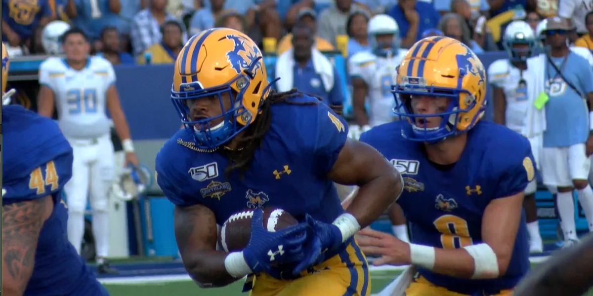 McNeese running back Elijah Mack dismissed from team