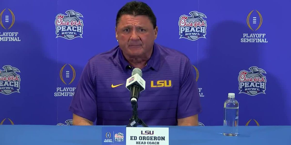 LSU plans to celebrate Christmas but approaching it as a work day